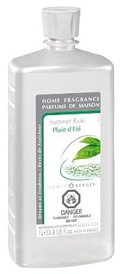 Lampe Berger Fragrance, 33.8 Fluid Ounce, Summer Rain