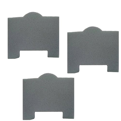 Porter Cable 7812 - Porter Cable 7812 / 7814 Wet Dry Vacuum Replacement Filter (3 Pack) # 897887-3pk