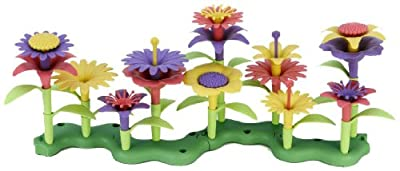 Green Toys Build-a-Bouquet | Educational Toys
