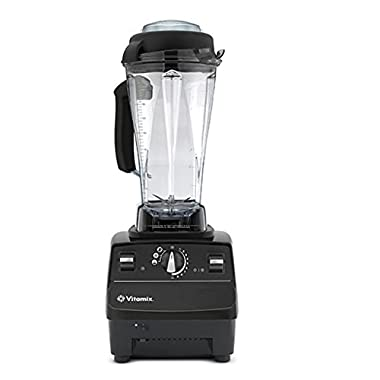 Vitamix Professional Series 500 Blender, Black