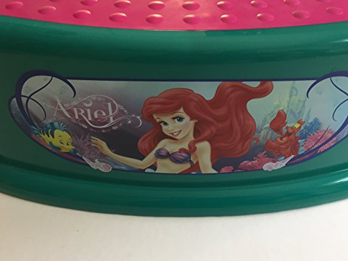 Groovy Little Mermaid Step Stool Import It All Machost Co Dining Chair Design Ideas Machostcouk