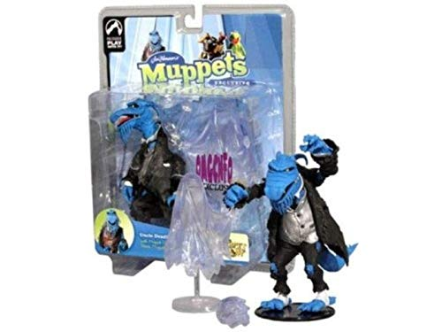 Muppet Show Uncle Deadly (Clear Ghost Variant) Action Figure -