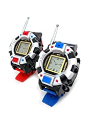 Kids Walkie Talkie Wrist Watch - Effective Within 50 Meters at Open Space