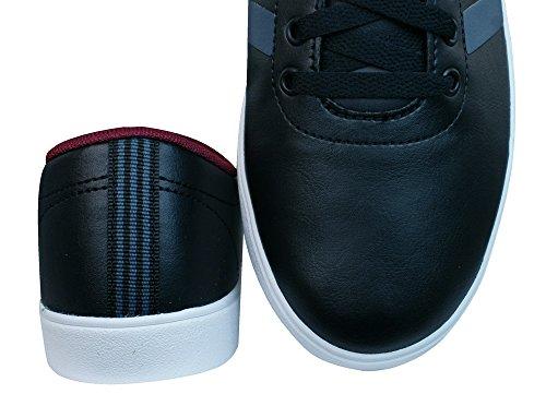 Adidas Neo Let Vulc Vs Herre Sneakers / Sko Sort nwiU4