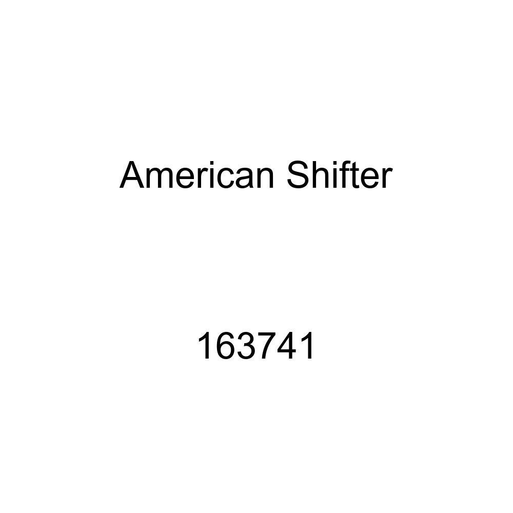 American Shifter 163741 Clear Retro Metal Flake Shift Knob with M16 x 1.5 Insert Orange Pluto