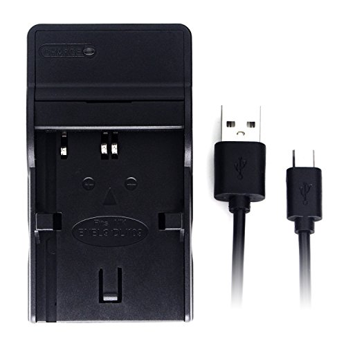EN-EL9 Ultra Slim USB Charger for Nikon D3000, D40, D40x, D5000, D60 Camera Battery