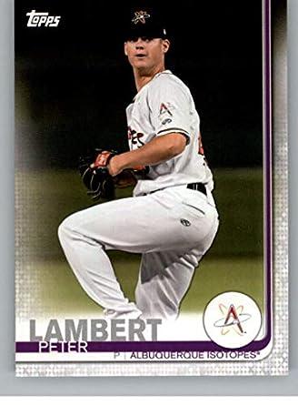 Amazoncom 2019 Topps Pro Debut Baseball 62 Peter Lambert