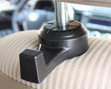 Hooks Rails - Sell 2x Useful Universal Car Auto Seat Back Headrest Bags Clothes Hanger Hook Holder S - Land Bike Multi Silicon Mitsubishi Bag Coat Hook Compressor ()