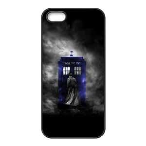 Mystic Zone Doctor Who Tardis Door Cover Case for iPhone 4/4S TPU Back Cover Fits Case KEK2097 WANGJING JINDA