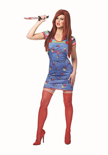 Sexy Chucky Adult Costume - Small -