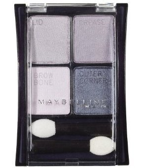Maybelline ExpertWear Quad Eyeshadow, Velvet Crush 20 - 0.17