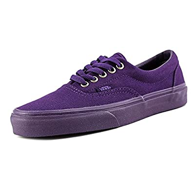 Vans Women Round Toe Canvas Purple Skate Shoe