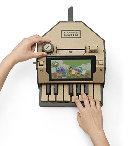 41tFnNqpZmL - Nintendo Labo - Variety Kit