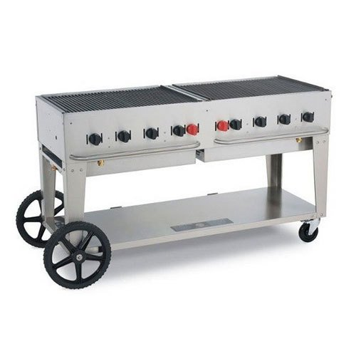 Crown Verity MCB-60 Outdoor Charbroiler - Portable by Crown Verity