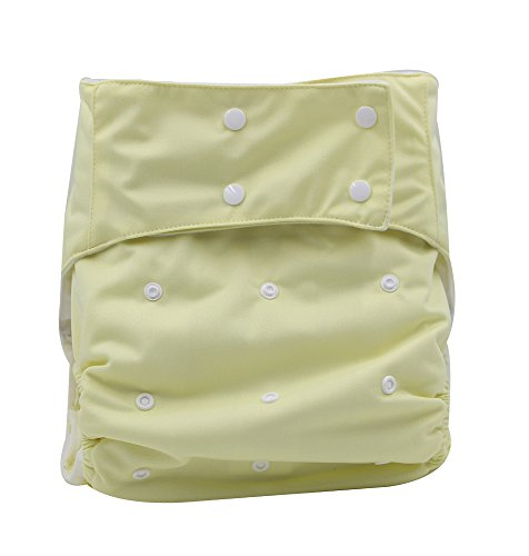 Asenappy Resuable Adult Teen Cloth Diapers Leakproof Inco...