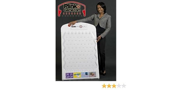 Plinko Game With Three Pucks