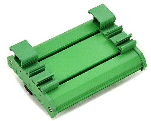 Electronics-Salon Montaggio su guida DIN Bobina 12V passivo 4 canali modulo rel/è SPST-NO 30A 30Amp Potere.