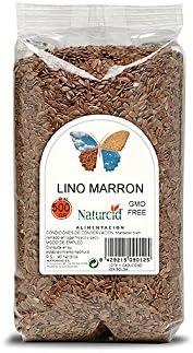 Semillas De Lino Marrón Biológico Ecológicas Naturcid 500 G ...