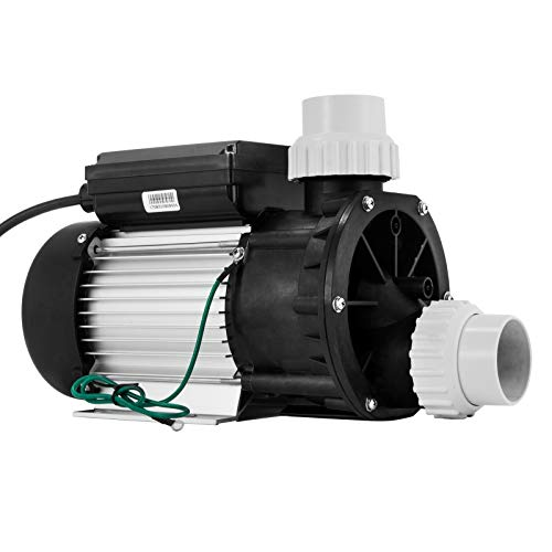Happybuy Swimming Pool Pump 1hp 110v Hot Tub 0.75 Kw Water Circulation Spa Above GroundPool - Jacuzzi Tub Pump