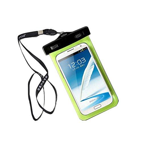 Touch Screen Handy wasserdichte Abdeckung Unterwasserkamera Universal-Swim Spa 5l9fP