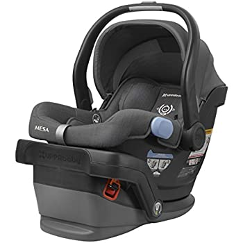 9dc4b4873 2018 UPPAbaby MESA Infant Car Seat -Jordan (Charcoal Melange) Merino Wool  Version