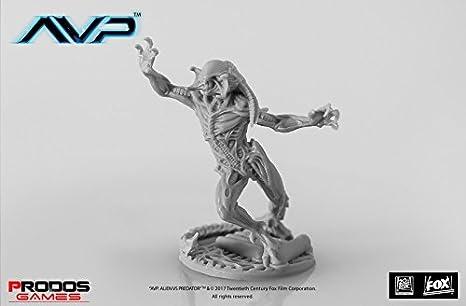 Alien vs. Predator Predalien UniCast (Castellano): Amazon.es: Juguetes y juegos