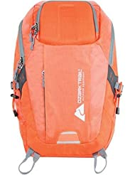 Ozark Trail Hollow Sky Daypack, Orange, Hydration Compatible, Made of Nylon and PVC Material, Durable, Hiking,...