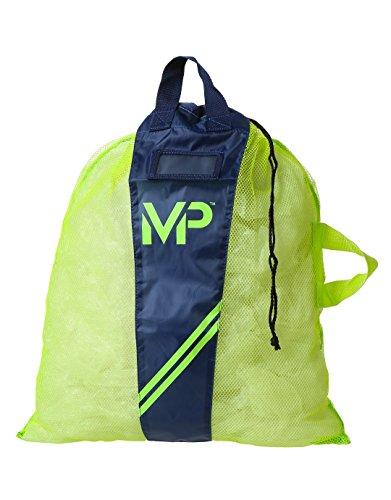 MP Michael Phelps Gear Sac en filet Taille unique Neon/Navy