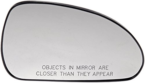 Dorman 56749 Mitsubishi Eclipse Passenger Side Plastic Backed Door Mirror Glass