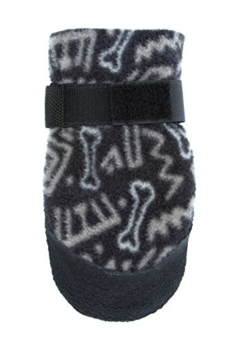 (Ultra Paws Cozy Paws Traction Dog Boots, X-Large)