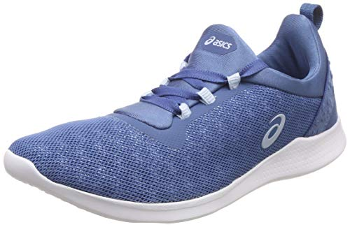 ASICS Women's Fit Sana 4 Azure and Soft Sky Gymnastics Shoes- 3 UK/India (35.5 EU)(5 US) (1032A004.400) (B07HGLWM4K) Amazon Price History, Amazon Price Tracker