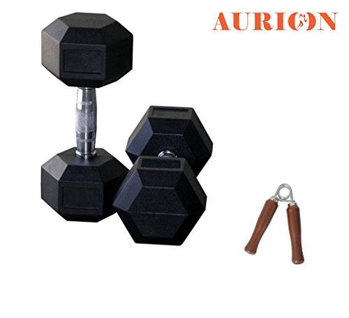 Aurion Hex Dumbbell Set, Adult