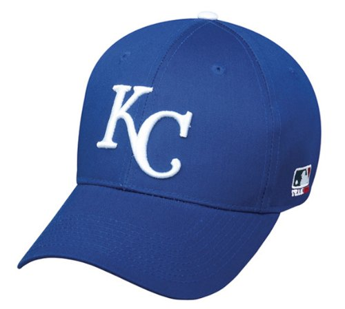 - Kansas City Royals ADULT Adjustable Hat MLB Officially Licensed Major League Baseball Replica Ball Cap