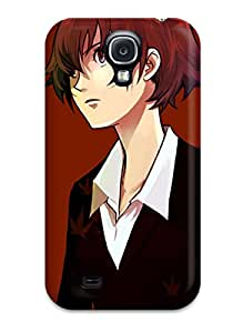 Faddish Phone Baccano Case For Galaxy S4 / Perfect Case Cover