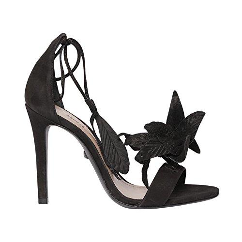 Schutz Pour Noir Schutz Sandales Sandales Pour Femme EvF1qW6x