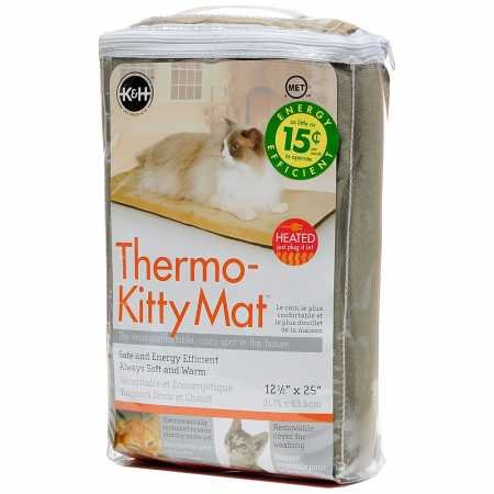 "K&H Manufacturing KH ThermoKitty Mat Sage (12.5"" x 25"")"