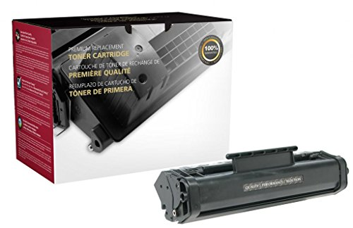 - Fine Line Printing -Compatible for HP 06A - Black - C3906A Compatible Toner Cartridge (2500 pgs)