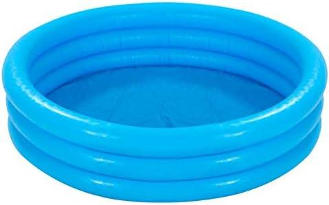 Oferta amazon: Intex 59416NP - Piscina hinchable 3 aros azul, 114 x 25 cm, 132 litros