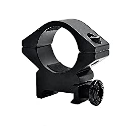 1 PCS Scope Ring Mounts, 1 Low Profile Picatinny/Weaver Rings / Scope Holder by Meanhoo