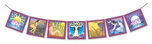 Decorative Prayer Good Karma Flag 'Goddess of the Elements' Review