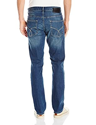 Calvin Klein Jeans Men's Slim-Straight Jean