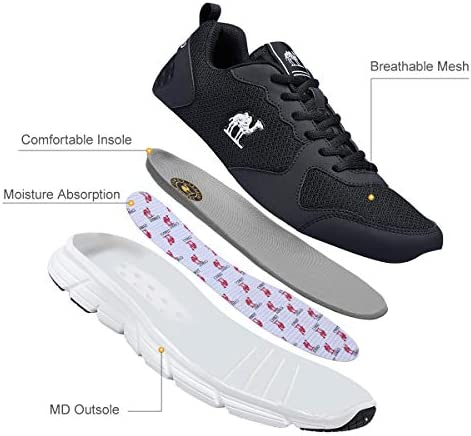 CAMELSPORTS Men s Tennis Shoes Running Shoes for Men Athletic Sneakers for Sport Gym Shoes Lightweight Walking Shoes