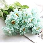 COLOV-Rosemary-Bouquet-Artificial-Flower-Wedding-Decoration-BouquetBlue-2087