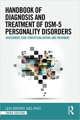 amazon handbook of diagnosis and treatment of dsm 5 personality
