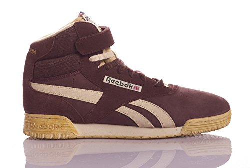 Bordeaux Sneakers Hi Exofit Homme Clean Chaussures Mode Reebok Italy XqaB8wZ