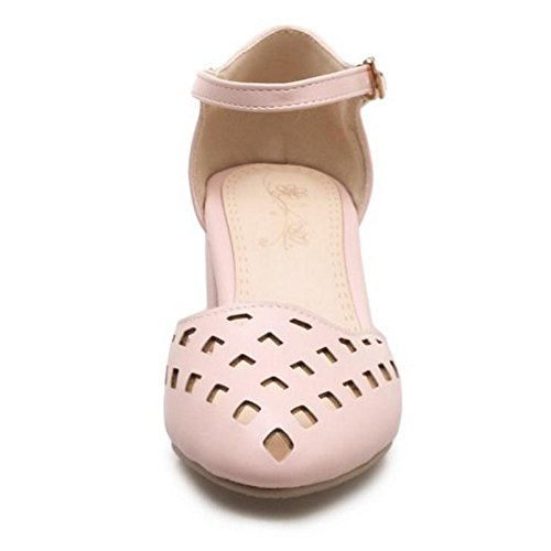 Sandalias Tobillo Mujer Correa Coolcept Pink De q7YZIIx