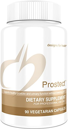 Designs for Health - Prostect - Support for Prostate & Urinary Tract Health, 90 - Botanical Prostate Support