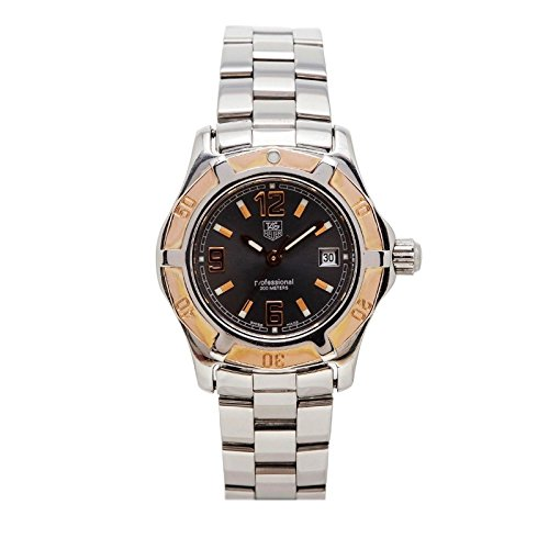 Tag Heuer Professional quartz womens Watch WN1351.BA0333 (Certified Pre-owned)