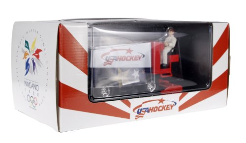 1998-nagano-olympics-limited-edition-usa-hockey-diecast-zamboni-coin-bank