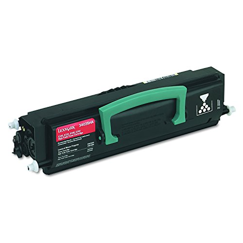 Lexmark E34X High Yield Toner Cartridge(34035HA ) (Toner Yield High E342n)